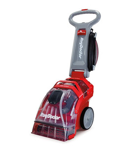 Rug Doctor Deep Carpet Cleaner, Red